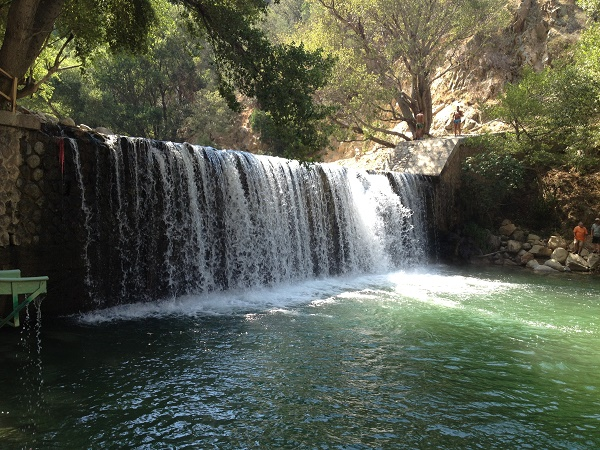Incredible waterfalls and tranquillity