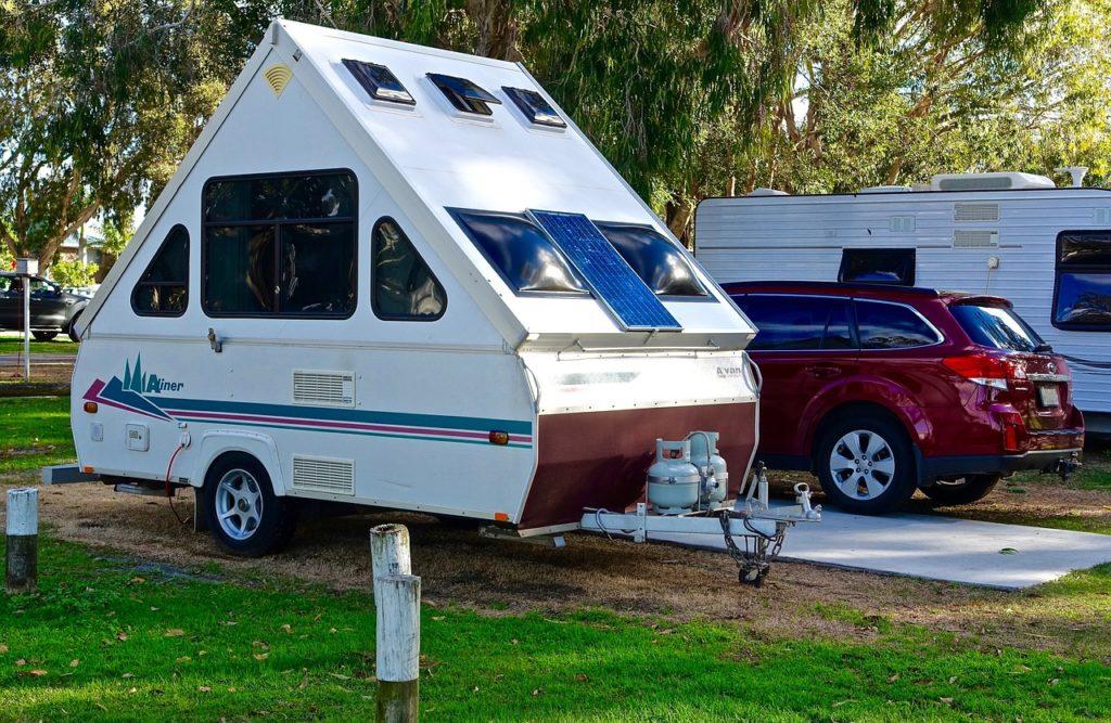 Camping vehicles