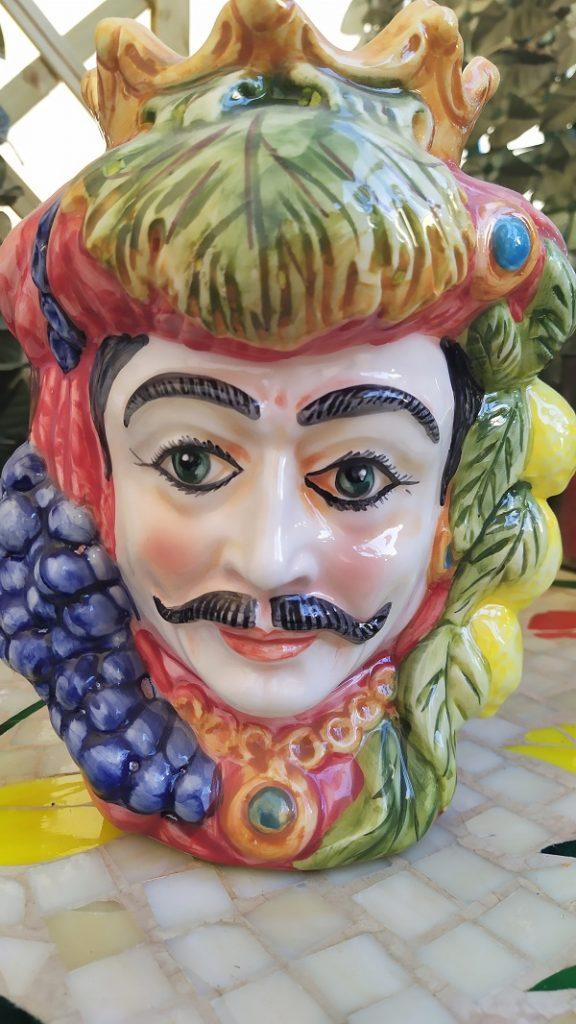 Sicilian head