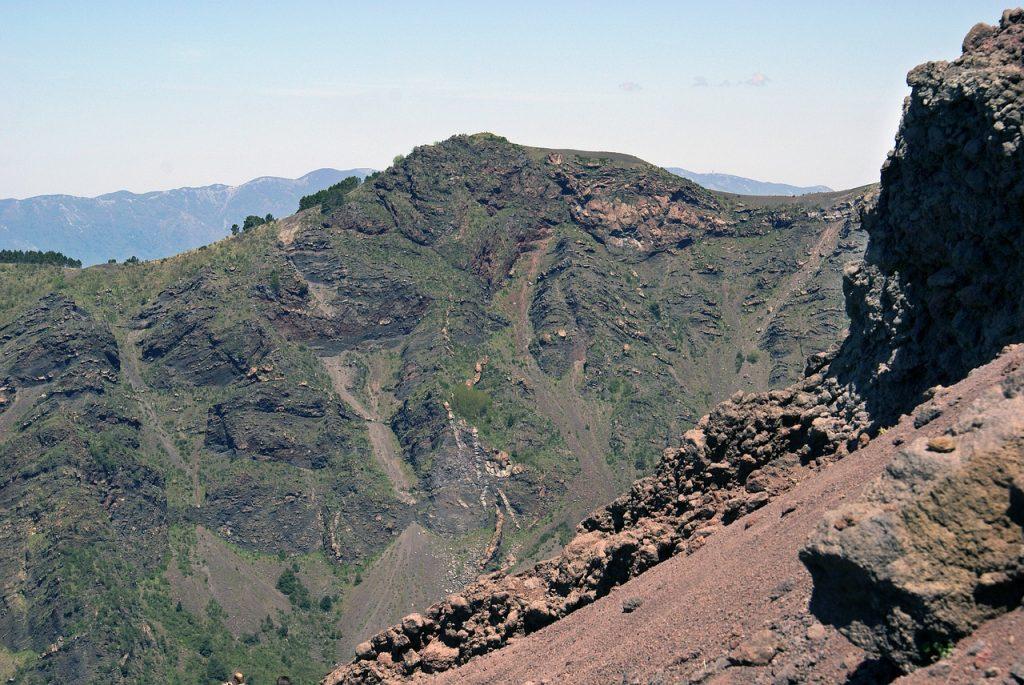 One of the world's dangerous volcanoes