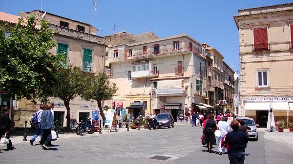 The centre of Tropea
